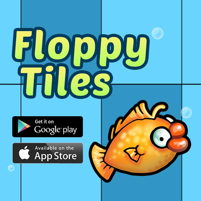 floppy tiles cover art 3d sauce