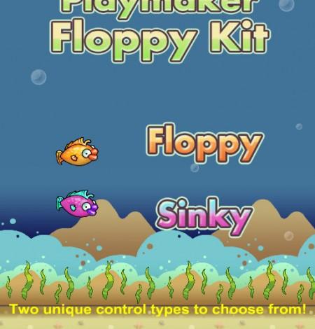 playmaker flappy bird menu unity 3d sauce