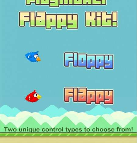 playmaker flappy bird menu unity 3d sauce