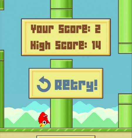 playmaker flappy bird score menu unity 3d sauce