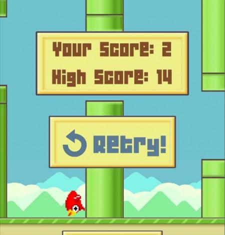 playmaker flappy bird score menu unity 3d sauce