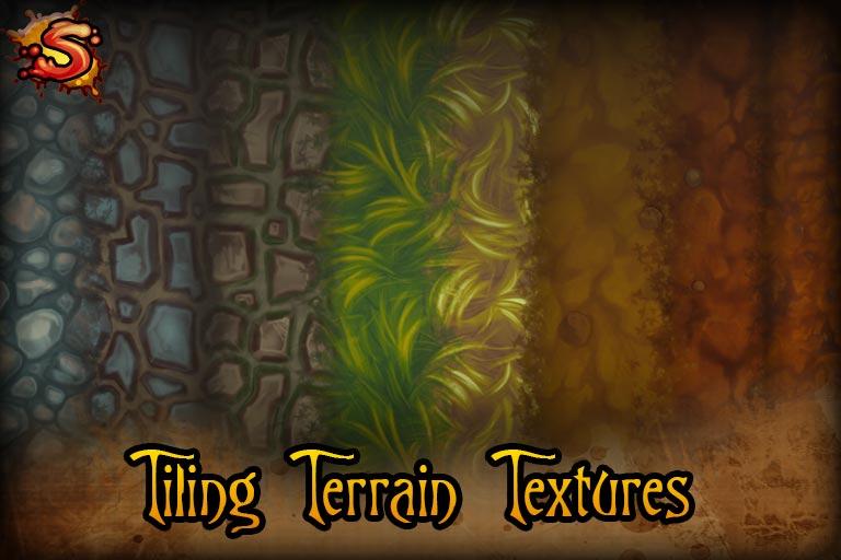 terrain textures beauty shot unity 3d sauce