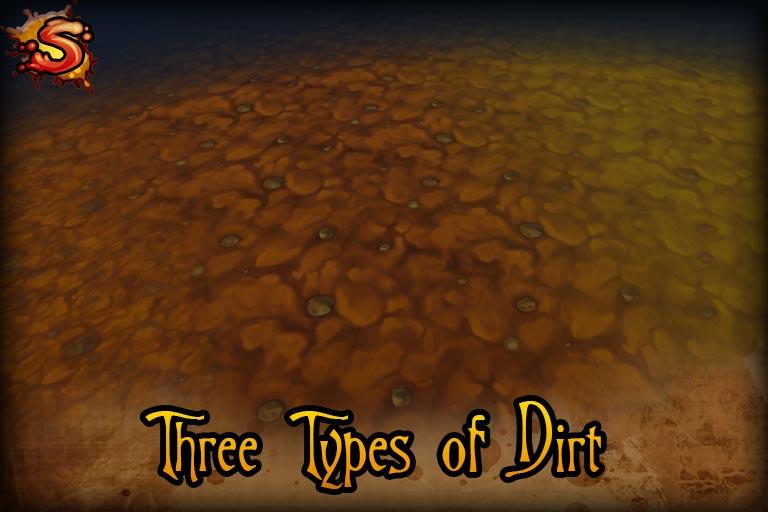terrain textures dirt unity 3d sauce