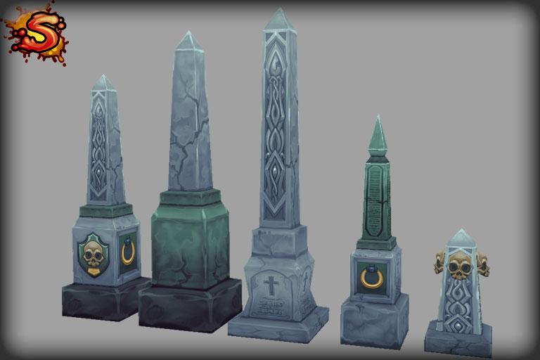 obelisks unity 3d sauce