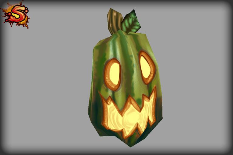 halloween jack-o'-lantern unity 3d sauce